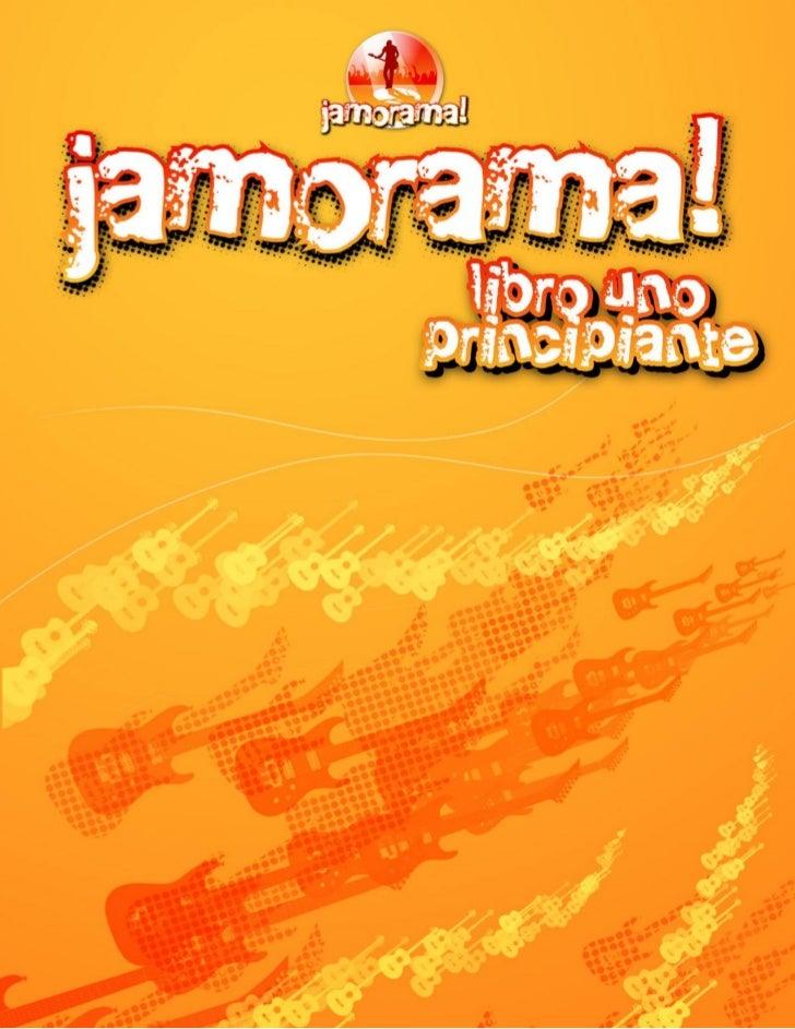 Términos de UsoAl adquirir Jamorama, El Paquete Definitivo de Aprendizaje de Guitarra, estás de acu-erdo con lo siguiente ...