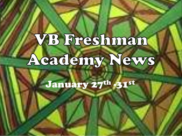 January 27th -31st