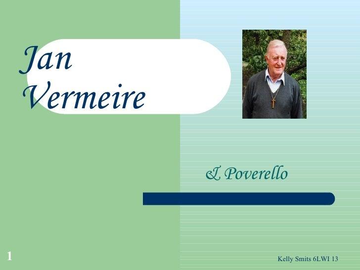Jan Vermeire En Poverello (Kelly Smits 6 Lwi 13)