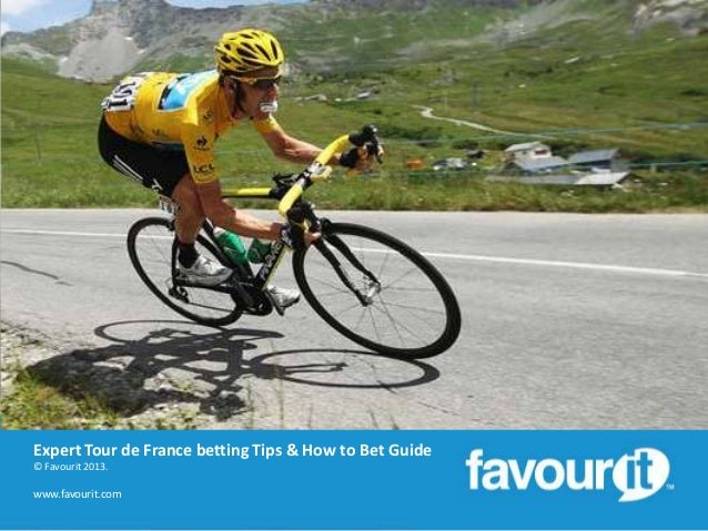 Tour de France online betting tips, how to bet and preview