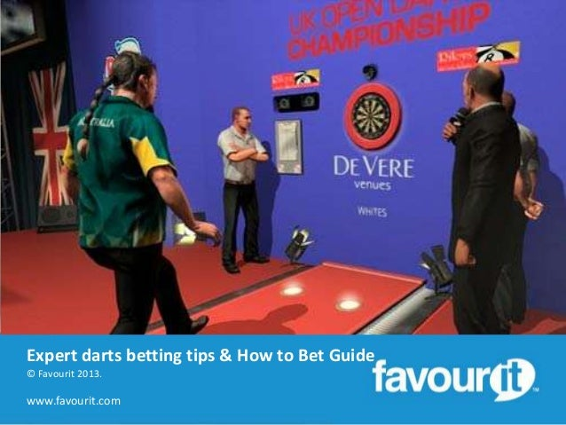 PDC Darts online betting tips, how to bet on darts and preview