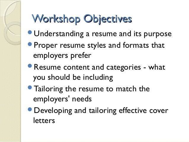 resume workshop presentation 28 images ludlow live wire