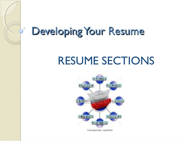 resume sections examples how to list a masters degree on a resume ...