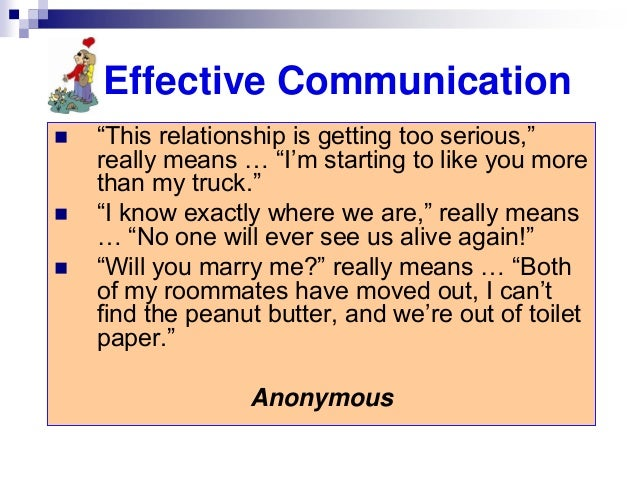 effective communication 20 essay