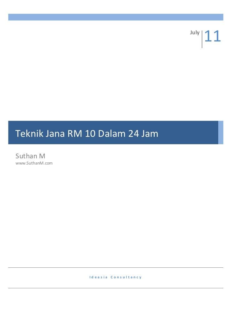 11                                                                                          July Teknik Jana RM...