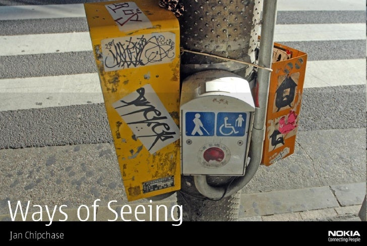 Ways of Seeing - Amino Justice
