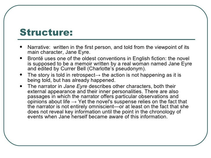 jane eyre essay outline A short summary of charlotte brontë's jane eyre this free synopsis covers all the crucial plot points of jane eyre.