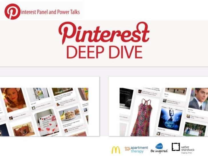 Digital Megaphone Pinterest Power Talks featuring Janet Helm, Weber Shandwick
