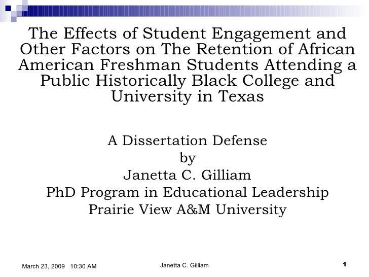 Doctoral thesis defense apa