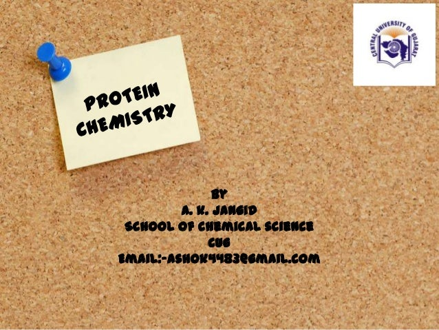 By A. k. jangid School of chemical science CUG Email:-ashok4483@gmail.com