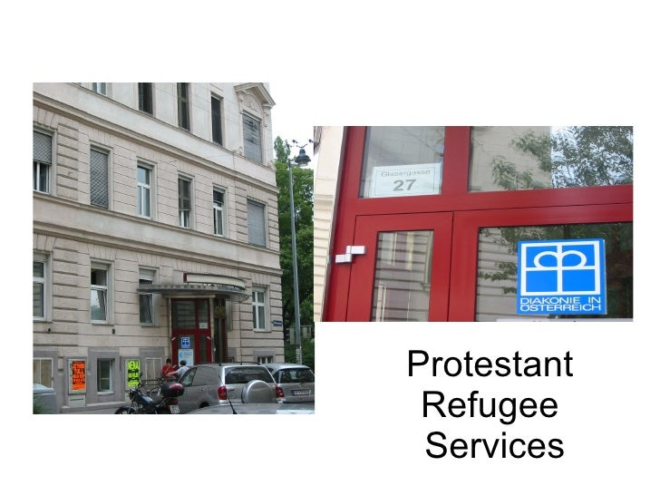 Protestant  Refugee  Services