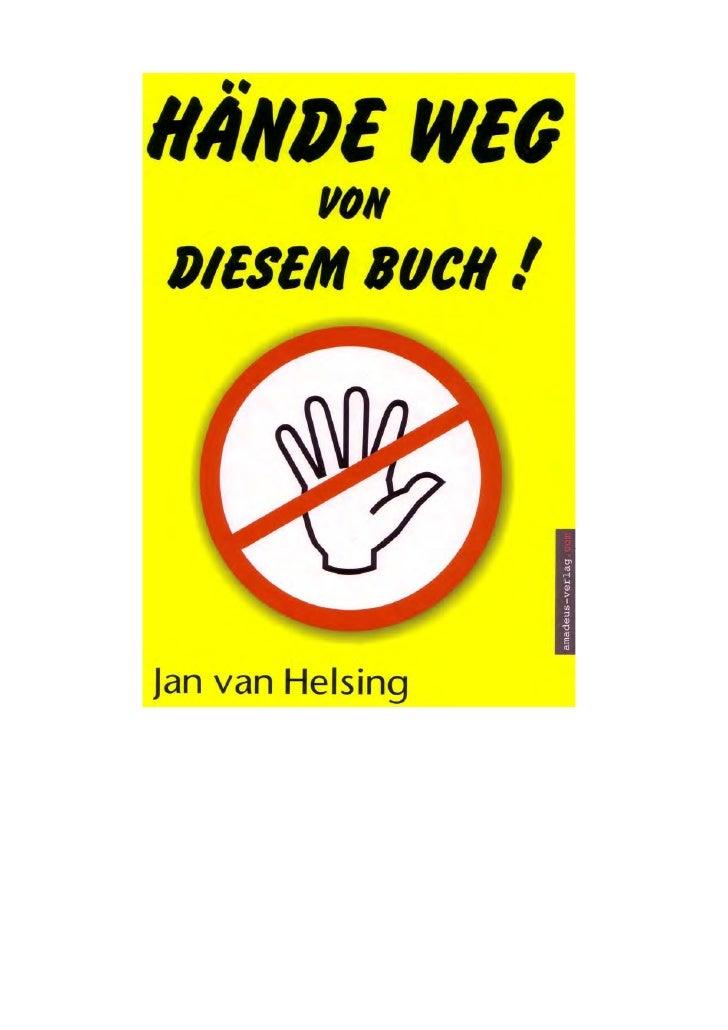 Jan van helsing   hände weg von diesem buch (2004)
