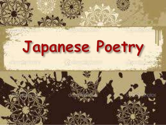    HAIKU is one of    the most important    forms of traditional    Japanese poetry.    Haiku is, today, a    17-syllable...