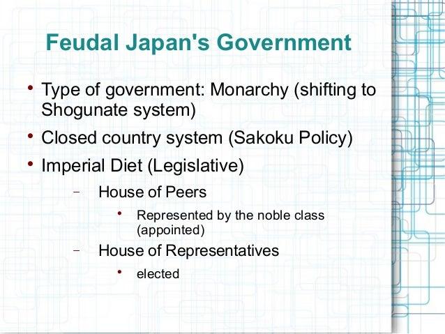 japan monarchy system