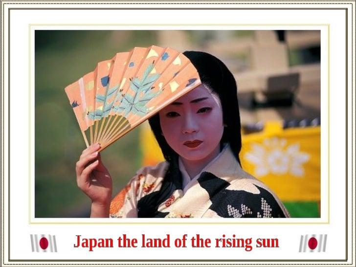 Japan   sayonara