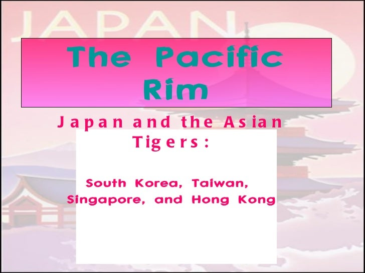 Japan and pacific rim2