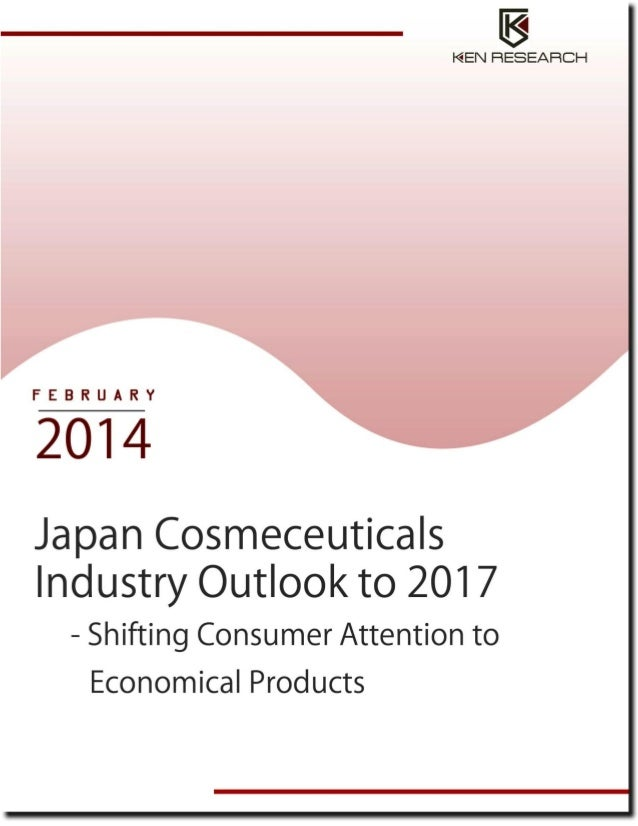 Healthcare Industry: Japan Cosmeceuticals Industry Research Report
