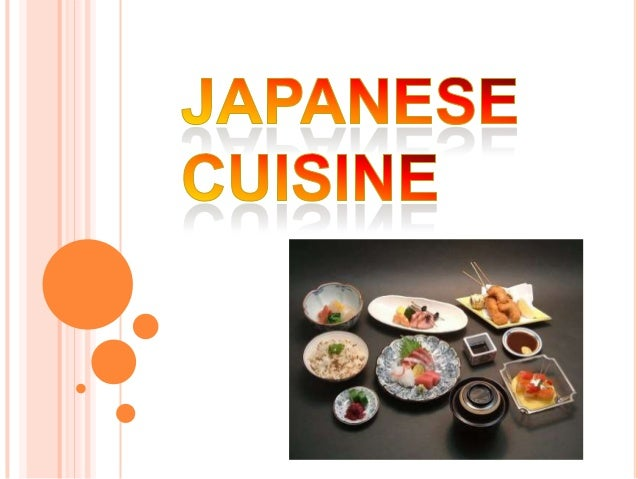 Japanese cuisine has developed over the centuries as a resultof many political and social changes throughout Japan.Similar...