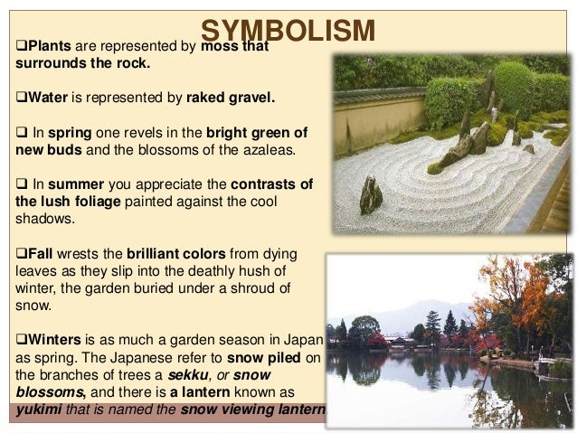 an analysis of the role of gardens in the japan An analysis of the participatory model of aesthetics and japanese gardens by and their role within the field of japanese aesthetics.