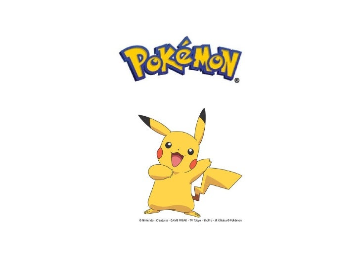 What is                                      ?• Pokemon is a videogame in which the main character goes on a  quest to cap...