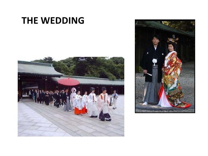 THE WEDDING<br />
