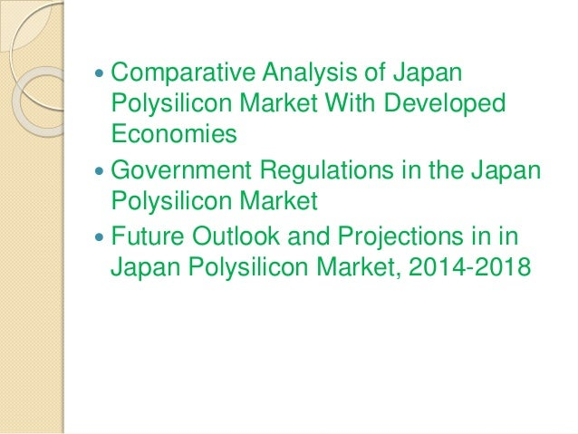 "japan polysilicon market outlook to 2018 The report titled "" japan polysilicon market outlook to 2018- driven by rising solar power capacity"" presents a comprehensive analysis of the industry."