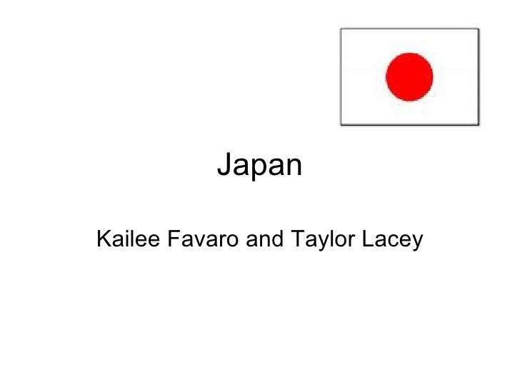 Japan Kailee Favaro and Taylor Lacey