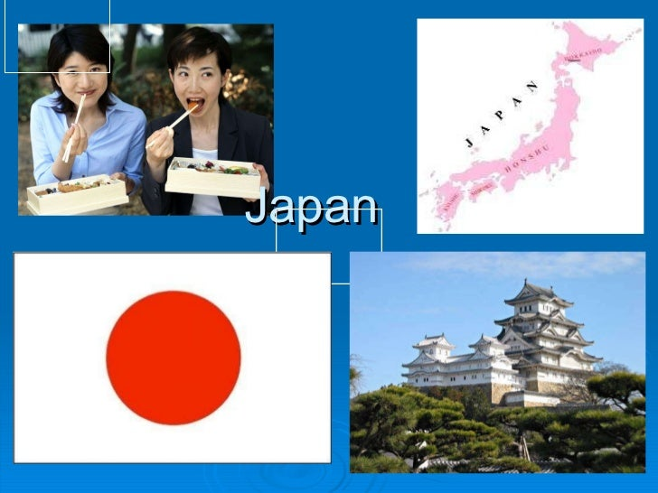 Japan Geography project