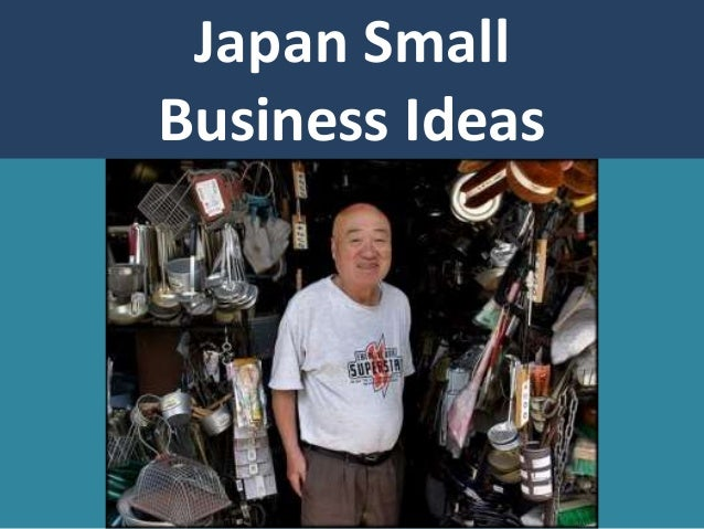 Good ideas for a business?