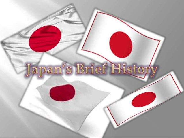 Japan's brief history