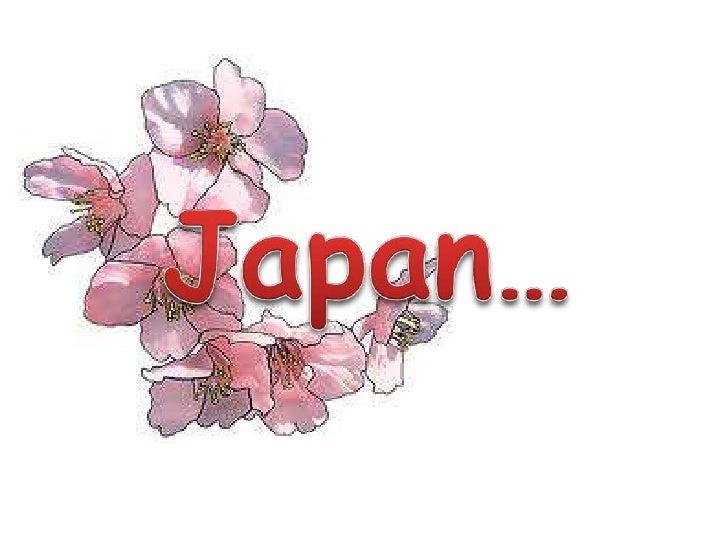 Japan…<br />