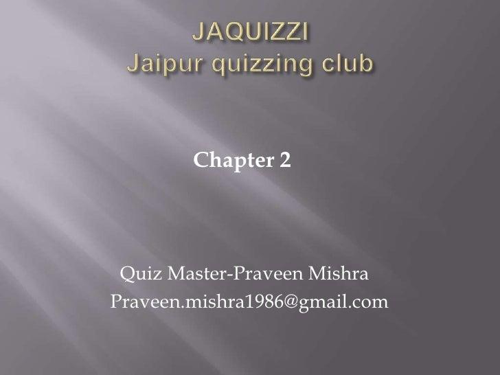 Jaquizzi 2