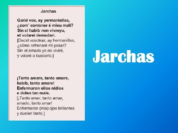 Jarchas<br />