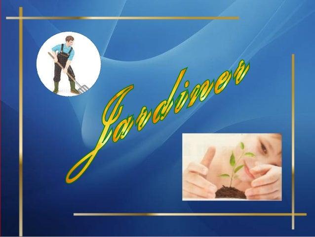 Jardiner so for Savoir jardiner