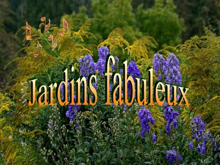 Jardines Fabulosos