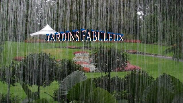 Jardins fabuleux 204359