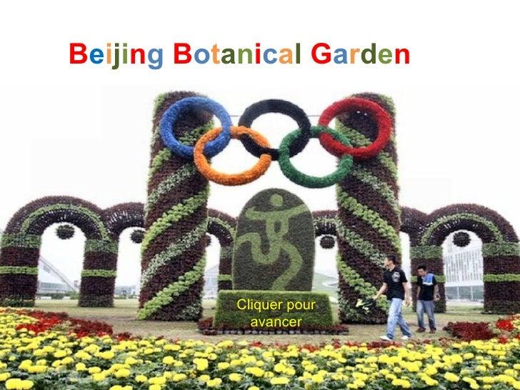 Jardín Botánico de Beijing