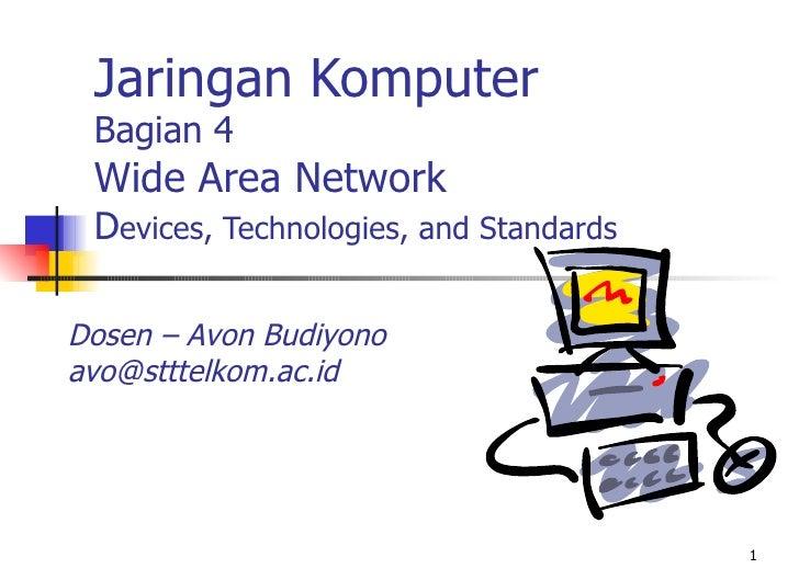 Jaringan komputerwan
