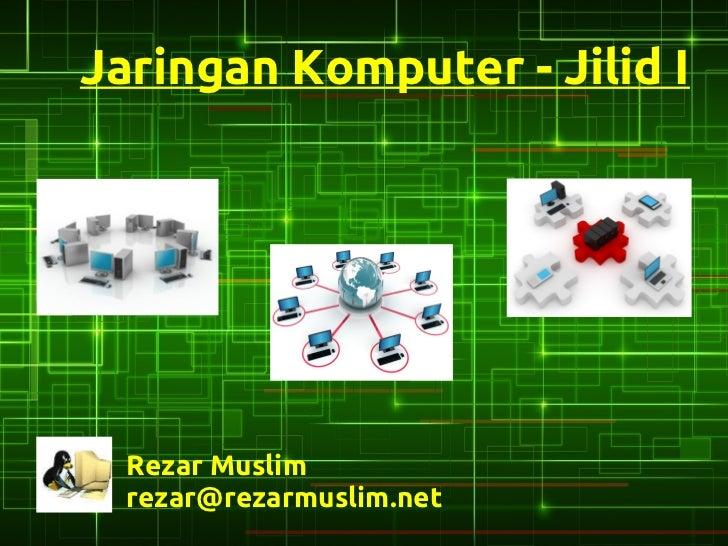 Jaringan Komputer - Jilid I