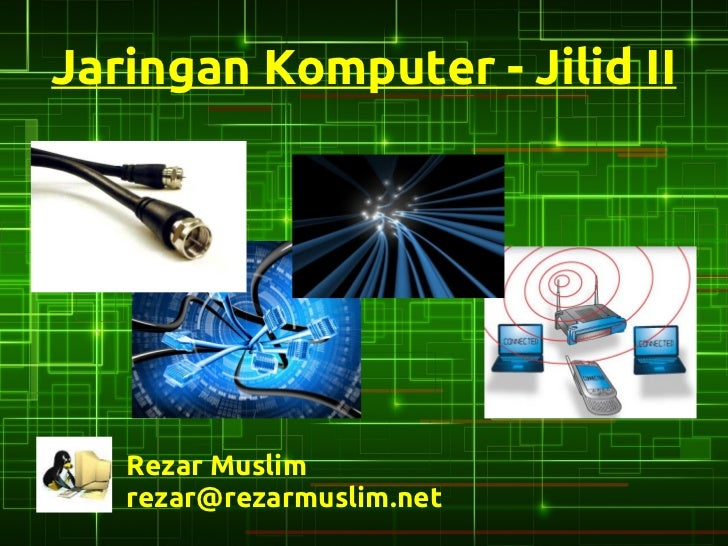 Jaringan Komputer - Jilid II