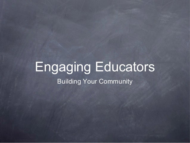 Engaging Educators in your Edtech Startup- v3