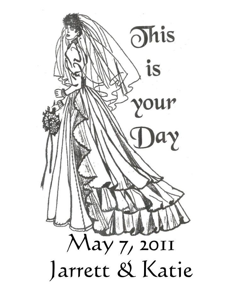 May 7, 2011Jarrett & Katie