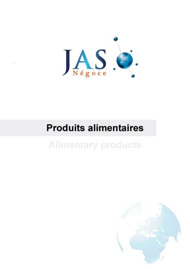 Jas negoce alimentaire