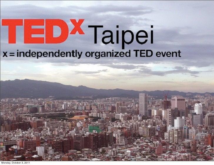 Jason Hsu TEDx-workshop-China