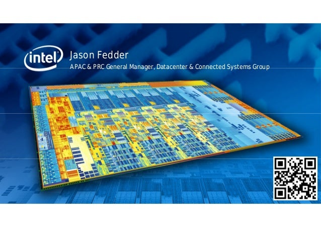 Jason Fedder_Welcome_APAC Big Data launch