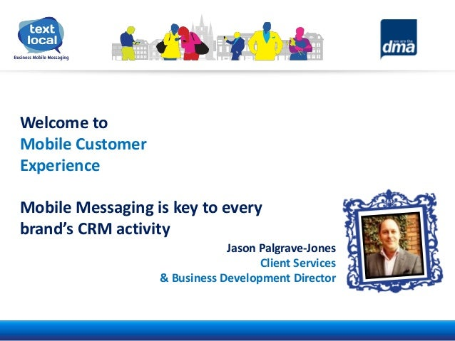 Welcome to Mobile Customer Experience