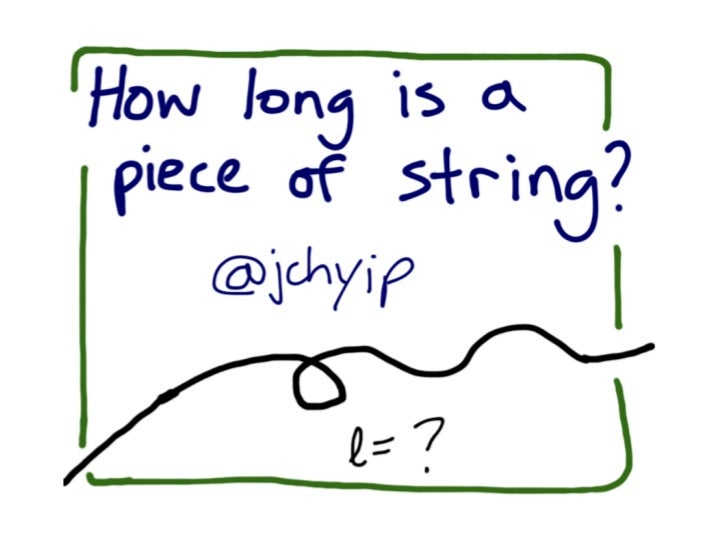 Ignite Melbourne - How Long is a Piece of String?