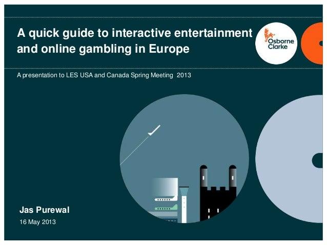 casino online list europe entertainment ltd