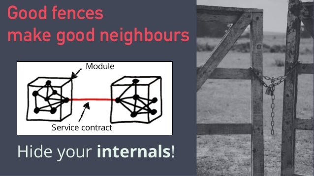 good fences makes good neighbours essay Free essay: robert frost examines what role fences play in shaping relationships between neighbors do neighbors get along better because of walls separating.