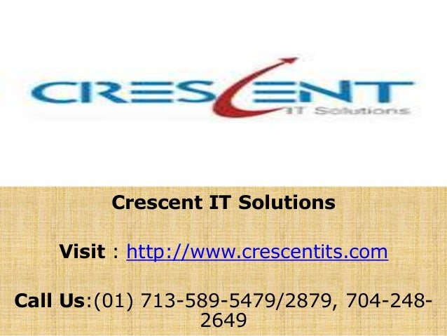 Crescent IT Solutions Received Valuable Feedback on Java Course